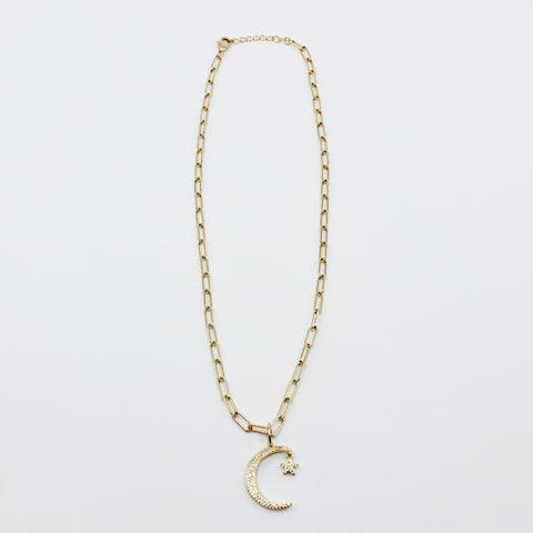 Moon Beam Necklace
