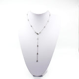 Diamonds By The Yard Lariat