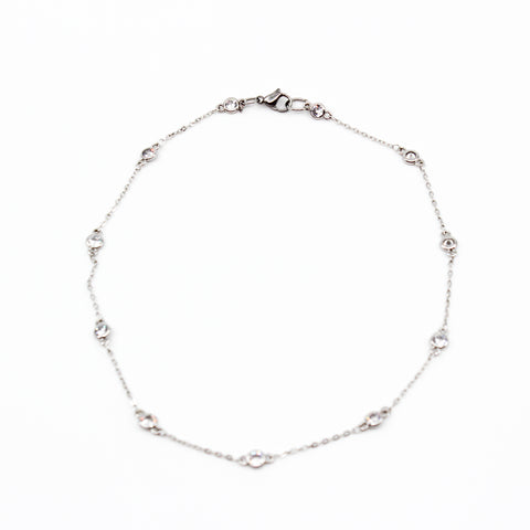 Diamonds By The Yard Choker