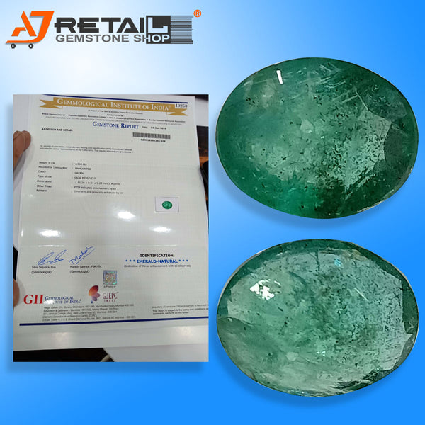 Emerald GII CERTIFIED