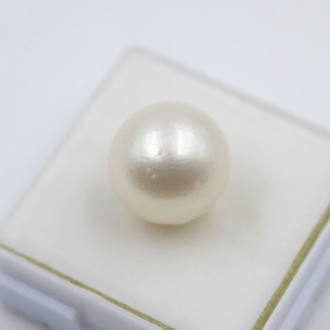 Natural 11.64 CTs Slatwater pearl (Moti stone) IGL certified