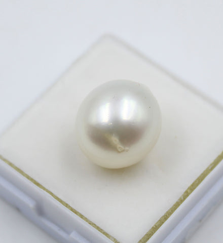 Natural 13.29 CTs Slatwater pearl (Moti stone) IGL certified