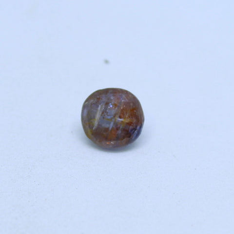 3.32 Cts Natural Pink Sapphire Gemstone lab tested and certified - 1 Mukhi Rudraksha