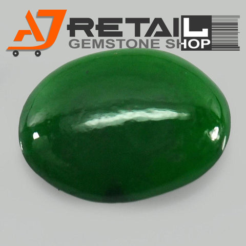 Aj Retail 5.05 Ct Natural Jade Loose Gemstone Cabochon Stone Buy Online In Chennai Tamil Nadu