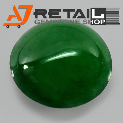 Aj Retail 5.08 Ct Natural Jade Loose Gemstone Cabochon Stone Buy Online In Chennai Tamil Nadu