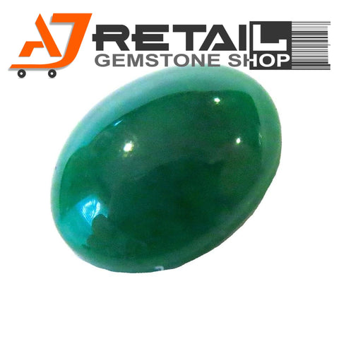 Aj Retail 5.15 Ct Natural Jade Loose Gemstone Cabochon Stone Buy Online In Chennai Tamil Nadu