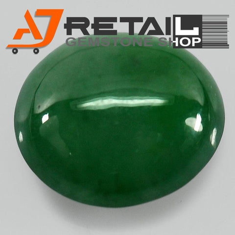 Aj Retail 5.25 Ct Natural Jade Loose Gemstone Cabochon Stone Buy Online In Chennai Tamil Nadu