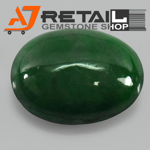 Aj Retail 5.50 Ct Natural Jade Loose Gemstone Cabochon Stone Buy Online In Chennai Tamil Nadu