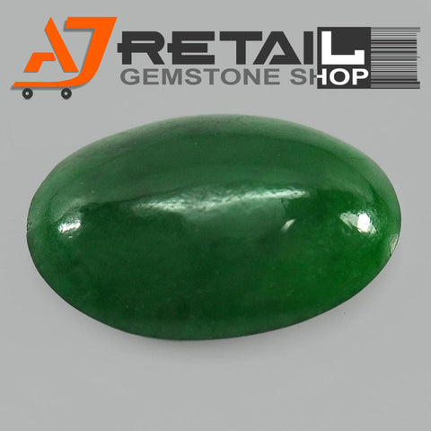 Aj Retail 5.70 Ct Natural Jade Loose Gemstone Cabochon Stone Buy Online In Chennai Tamil Nadu