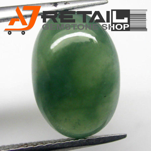 Aj Retail 5.90 Ct Natural Jade Loose Gemstone Cabochon Stone Buy Online In Chennai Tamil Nadu