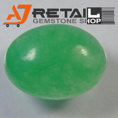Aj Retail 6.15 Ct Natural Jade Loose Gemstone Cabochon Stone Buy Online In Kolkata West Bengal