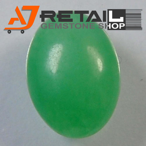 Aj Retail 6.25 Ct Natural Jade Loose Gemstone Cabochon Stone Buy Online In Chennai Tamil Nadu
