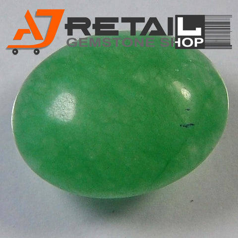 Aj Retail 6.70 Ct Natural Jade Loose Gemstone Cabochon Stone Buy Online In Kolkata West Bengal