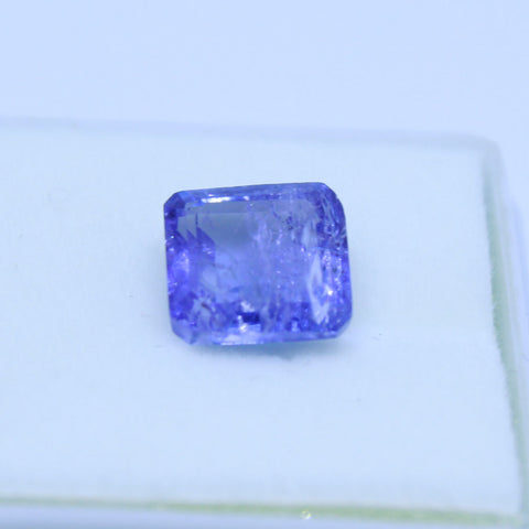 3.40ct natural blue saphhire govt. lab certified best quality buy online on Aj retail