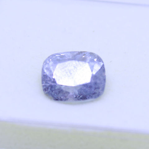 6.74ct natural blue saphhire govt. lab certified best quality buy online on Aj retail
