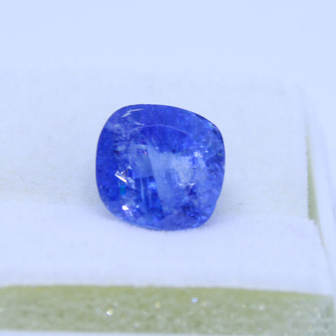 5.33ct natural blue saphhire govt. lab certified best quality buy online on Aj retail