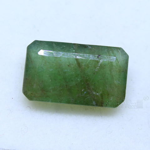 Natural Panna 6.48carat stone, natural Emerald Gemstone