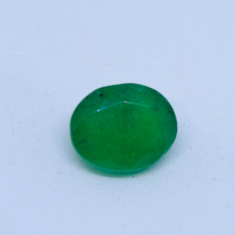 4.84Ct natural emerald(panna) IGL lab certified premium quality by Ajretail - 1 Mukhi Rudraksha