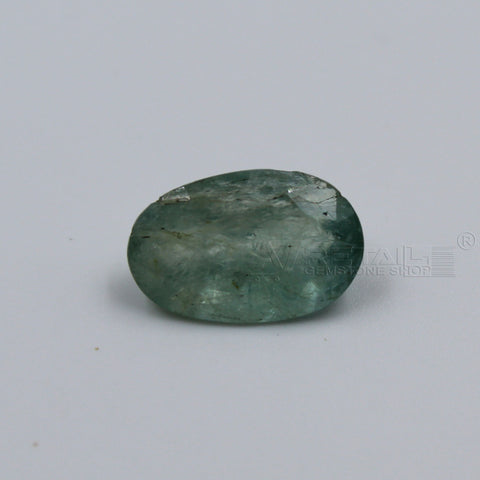 4.24 CARAT Panna Stone | Natural Emerald Gemstone AA+ Quality certified by IGL - 1 Mukhi Rudraksha