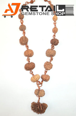 Java Mala 1-14 Mukhi mm12-14  Laboratory tested - Aj Retail (12) - Aj Retail - 1 Mukhi Rudraksha
