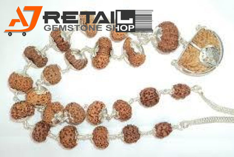 Java Mala 1-14 Mukhi mm12-14  Laboratory tested - Aj Retail (17) - Aj Retail - 1 Mukhi Rudraksha