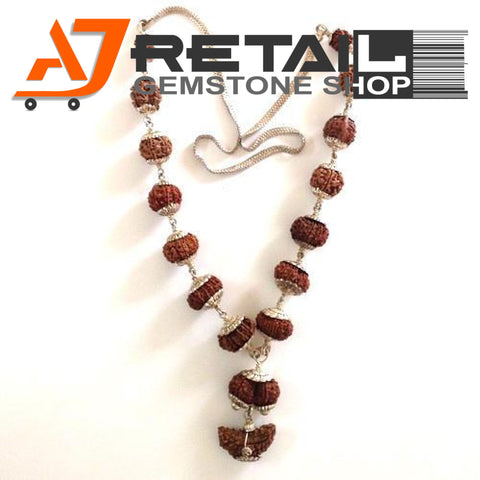 Java Mala 1-14 Mukhi mm12-14  Laboratory tested - Aj Retail (5) - Aj Retail - 1 Mukhi Rudraksha