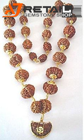 Java Mala 1-14 Mukhi mm12-14  Laboratory tested - Aj Retail (8) - Aj Retail - 1 Mukhi Rudraksha