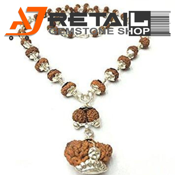 Java Mala 1-14 Mukhi mm12-14  Laboratory tested - Aj Retail (9) - Aj Retail - 1 Mukhi Rudraksha