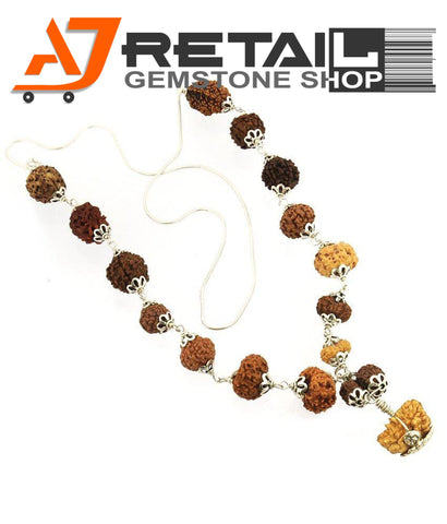 Java Mala 1-14 Mukhi mm12-14  Laboratory tested - Aj Retail (14) - Aj Retail - 1 Mukhi Rudraksha