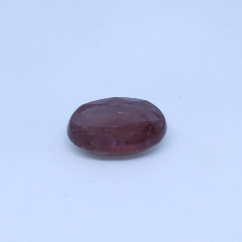 3.400 cts  Natural Ruby astrology purpose Manik and Cunni Stone - 1 Mukhi Rudraksha