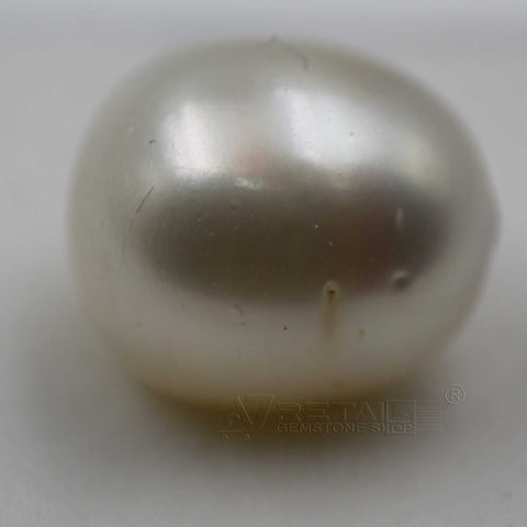7.72cts Salt Water Pearl 100% Natural with certificate report generated by IGL Laboratory