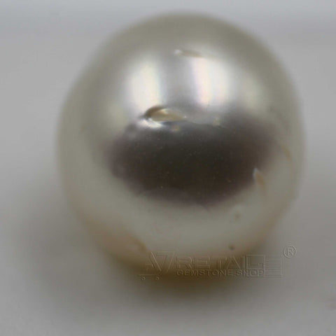 7.77cts Salt Water Pearl 100% Natural with certificate report generated by IGL Laboratory