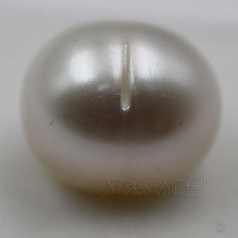 8.34cts Salt Water Pearl 100% Natural with certificate report generated by IGL Laboratory