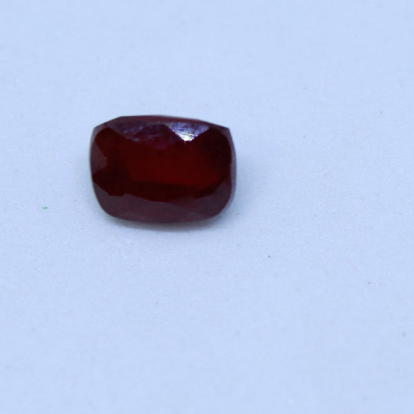1.810 carats Certified Natural Ruby manik and cunni for astrology purpose - 1 Mukhi Rudraksha