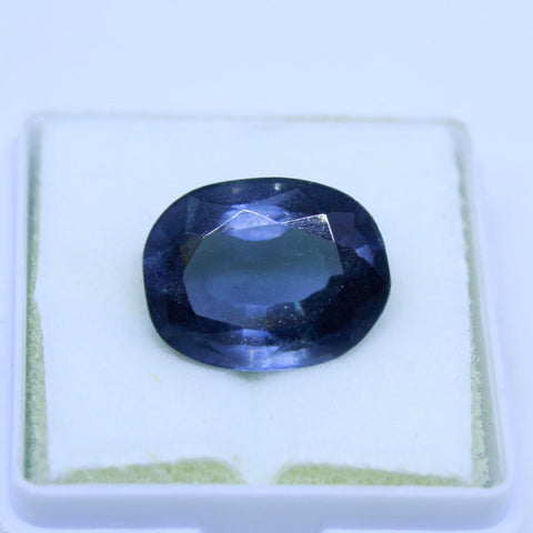 10.50 Cts Natural Neeli stone Iolite Gemstone gemology lab certified