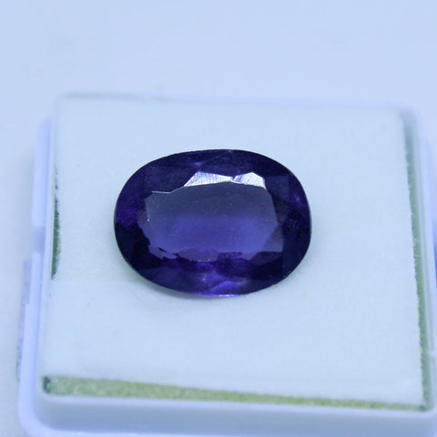 20.00 Cts Natural Neeli stone Iolite Gemstone gemology lab certified