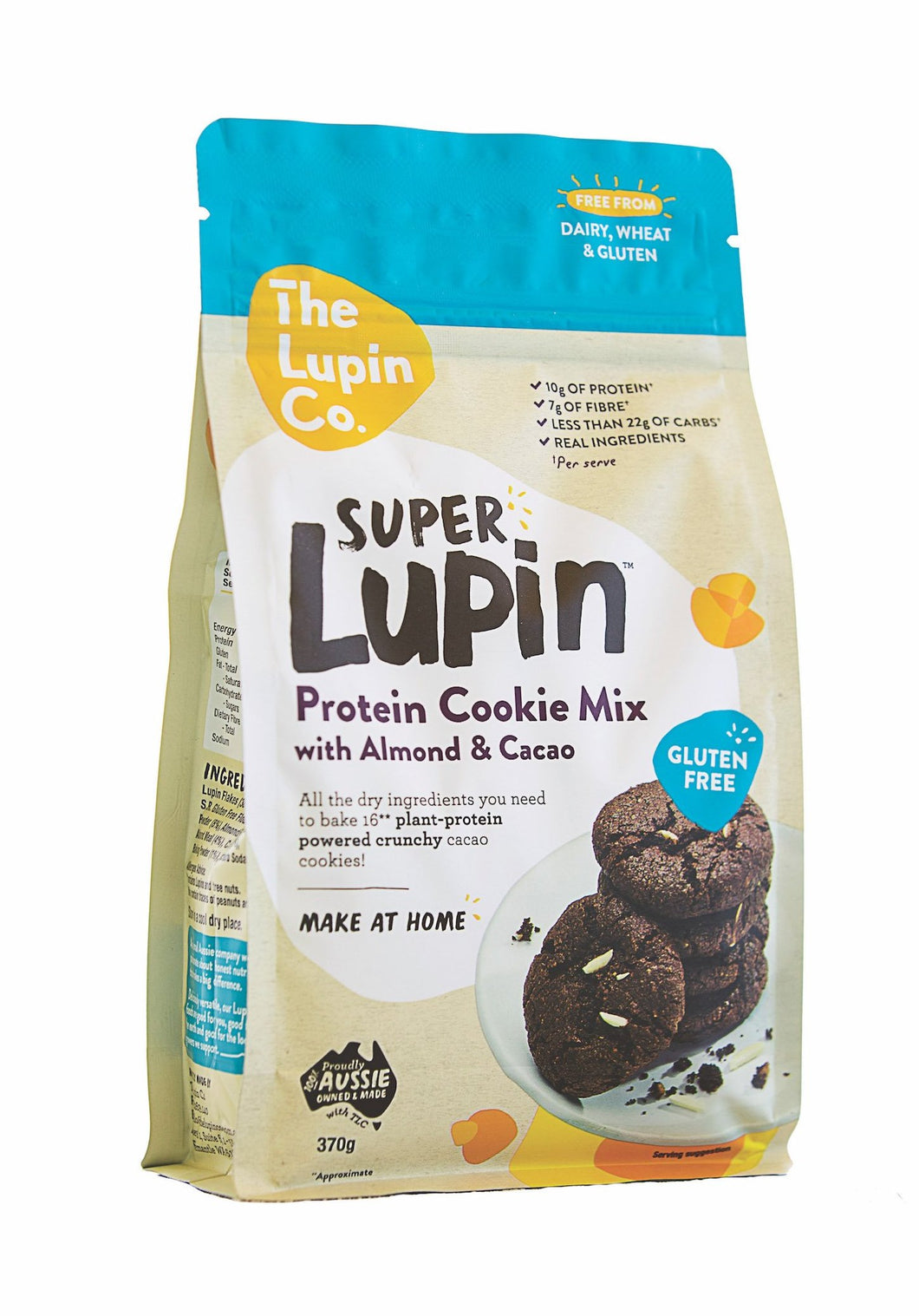 FruxField | SuperLupin Protein Cookie Mix