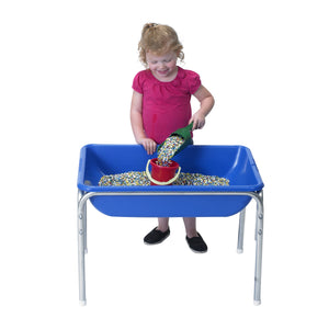 Children's Factory Small Sensory Table & Lid Set SKU1132 - Welcome 2 My Crib