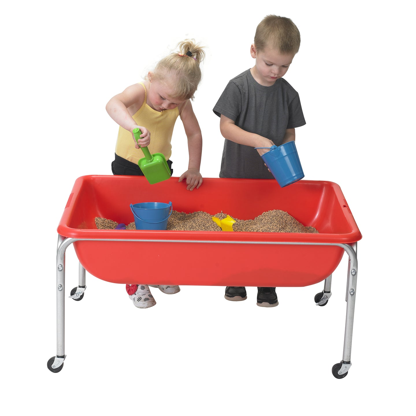 Children's Factory Large Sensory Table and Lid Set - 18