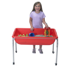 "Children's Factory Large Sensory Table and Lid Set - 18""h or 24""h - Welcome 2 My Crib"