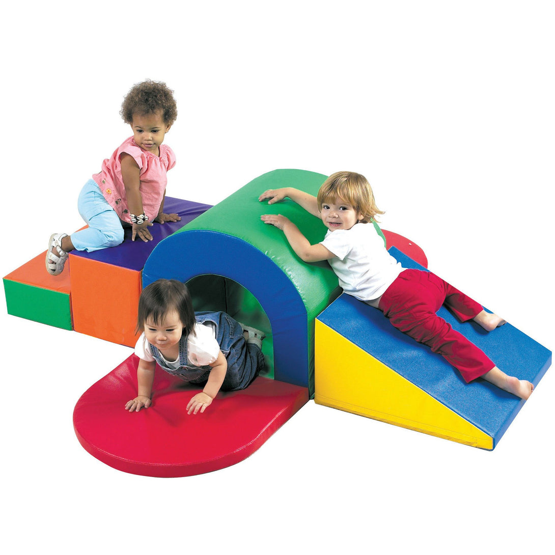 Children's Factory Alpine Tunnel Slide SKU CF322-150 - Welcome 2 My Crib