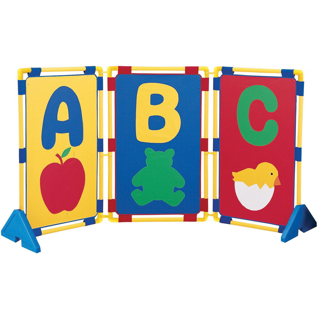 Children's Factory Alphabetical Item PlayPanel Set SKU CF900-351 - Welcome 2 My Crib