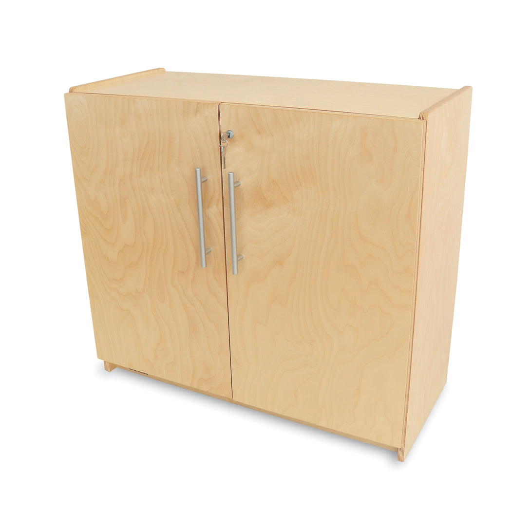 Whitney Brothers® Whitney Plus Locking Storage Cabinet CH1324N - Welcome 2 My Crib