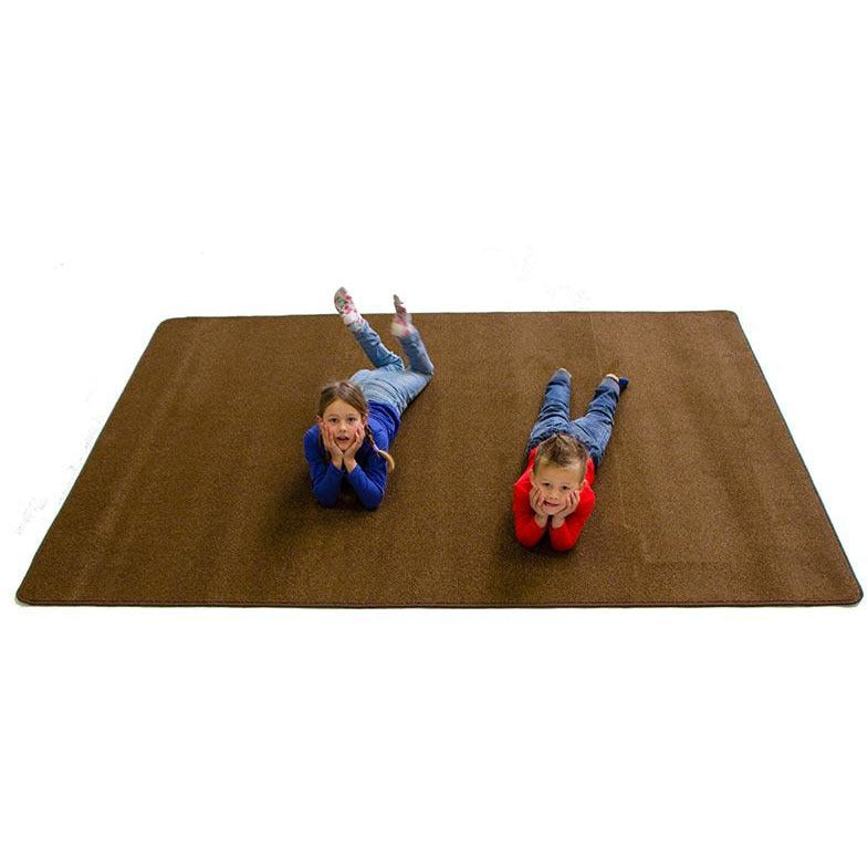 Children's Factory Bark Solid – Rectangular Large SKU CPR566R - Welcome 2 My Crib
