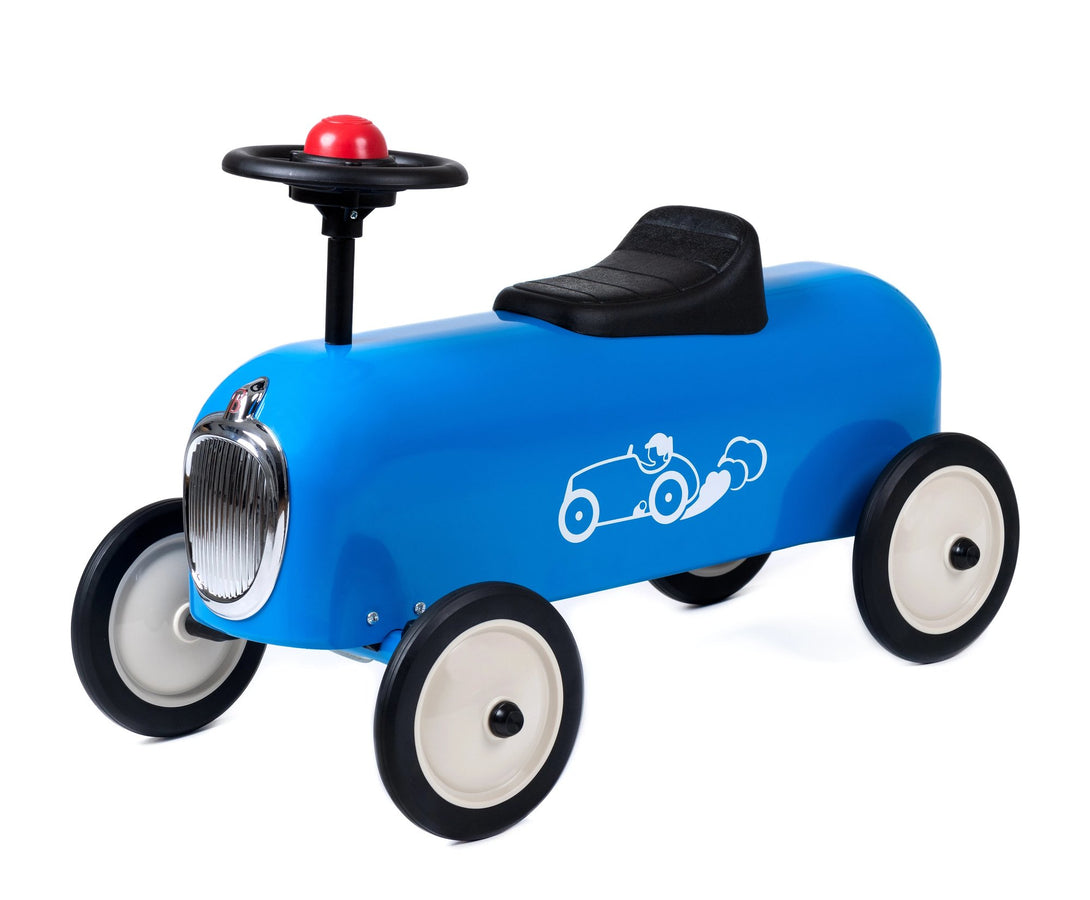 Baghera Ride-On RACER Ages 1 year and up - Welcome 2 My Crib
