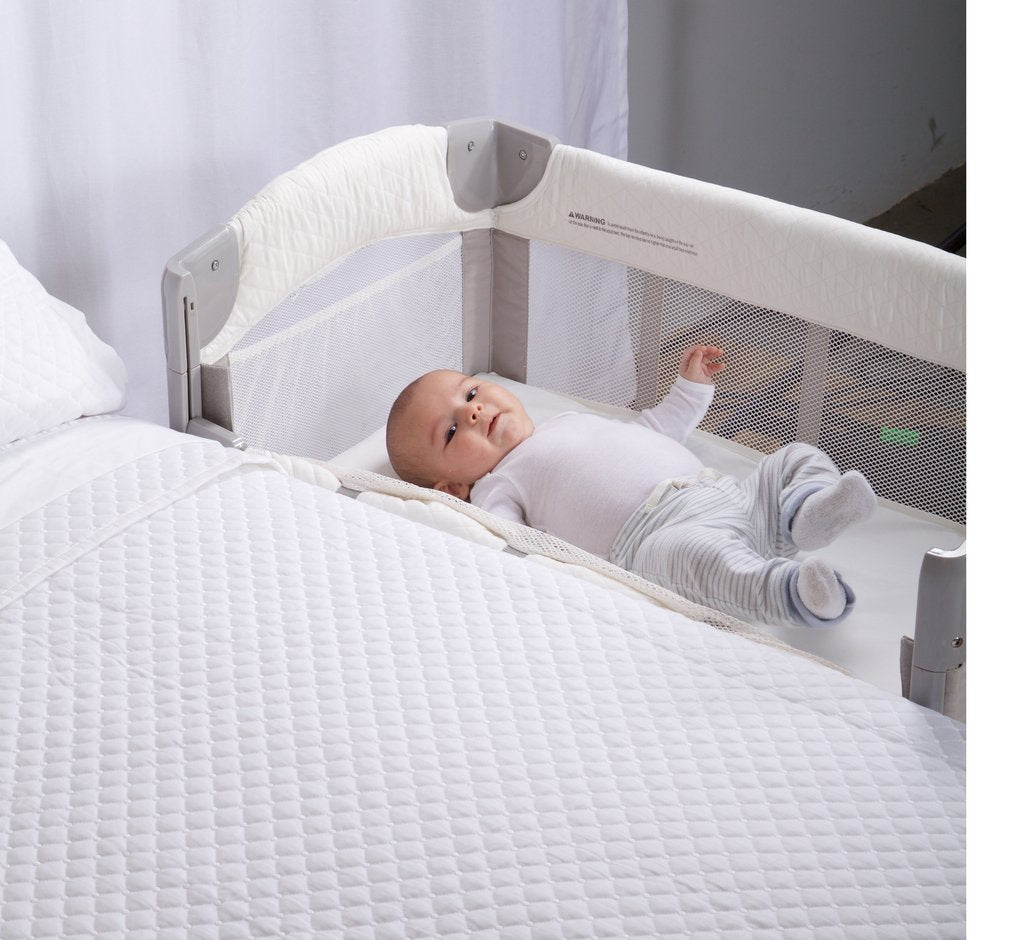 Arm's Reach Mini Ezee 2 in 1 Co-Sleeper Bedside Bassinet - Welcome 2 My Crib