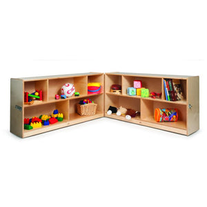 Whitney Brothers® 30-in Fold And Roll Storage Cabinet - WB0352 - Welcome 2 My Crib