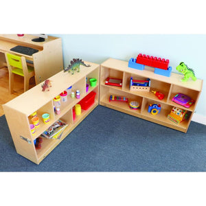 Whitney Brothers® 24-in Fold and Roll Storage Cabinet - WB0552 - Welcome 2 My Crib