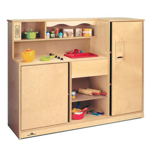 Whitney Brothers® Preschool Kitchen Combo - WB0770 - Welcome 2 My Crib