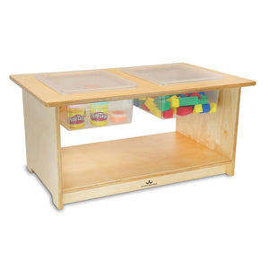 Whitney Brothers® Toddler Sensory Table - WB1854 - Welcome 2 My Crib